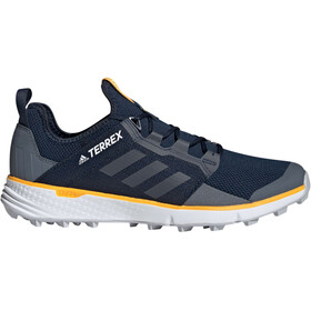 adidas TERREX Speed LD Trail Running Shoes Lightweight Men navy